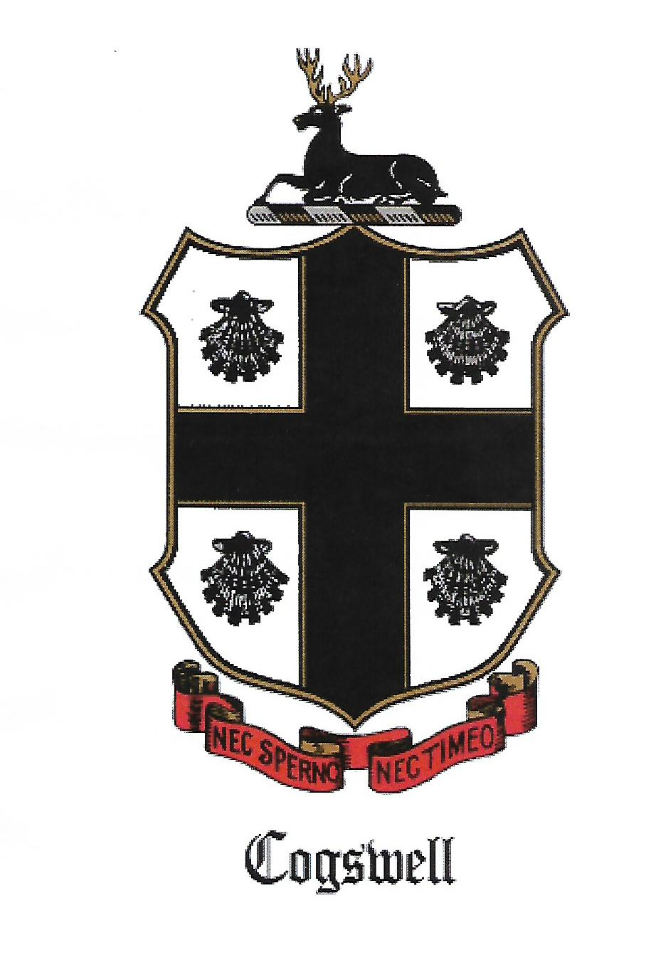Cogswell Crest